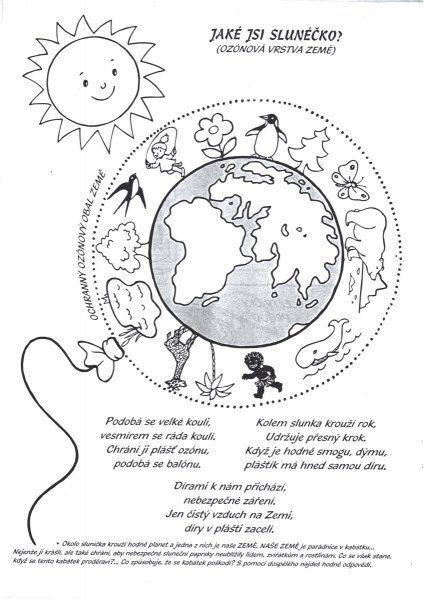 Den Zeme Pracovni Listy Hledat Googlem Pracovni Listy Earth