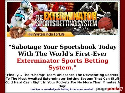 Diy Sports Betting Systems Pdf Reader - image 7