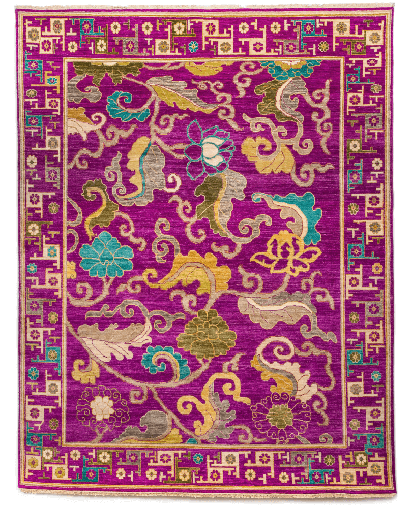 Shanghai Orchid Unusual Rugs In Scottsdale Country Of Origin India Quality All Wool Sizes Available 8 X 10 3 Unus Unique Rugs Rugs Weaving Art