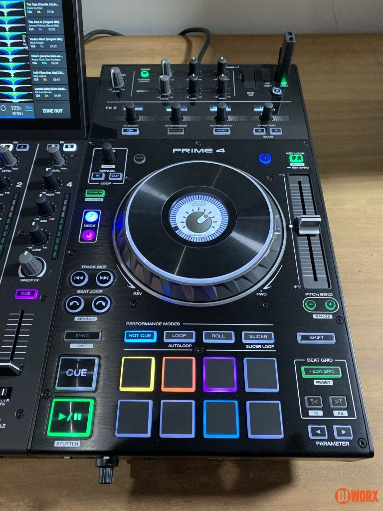 9da1b995391 The Denon DJ Prime 4 is coming — the bigger picture | Audio | Dj ...
