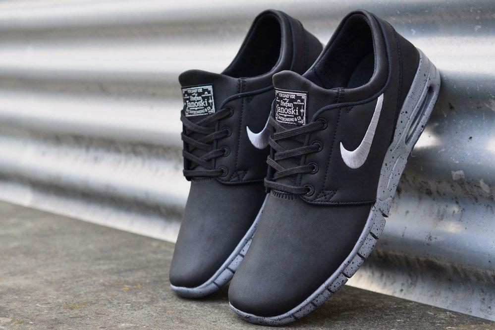 Nike Sb Stefan Janoski Máximo L Nyc Qs Zapatos De Presa