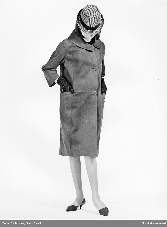 1960-1965. Modell i mockakappa 984bb3431d19c