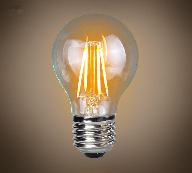 T10 E26 E27 4w Led Vintage Antique Filament Light Bulb: Find More LED Bulbs & Tubes Information About Vintage