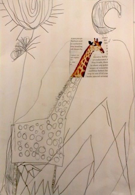 Expand on the image. Makes drawing so much more fun! -- 29 creative activities for kids that adults will actually enjoy doing, too!