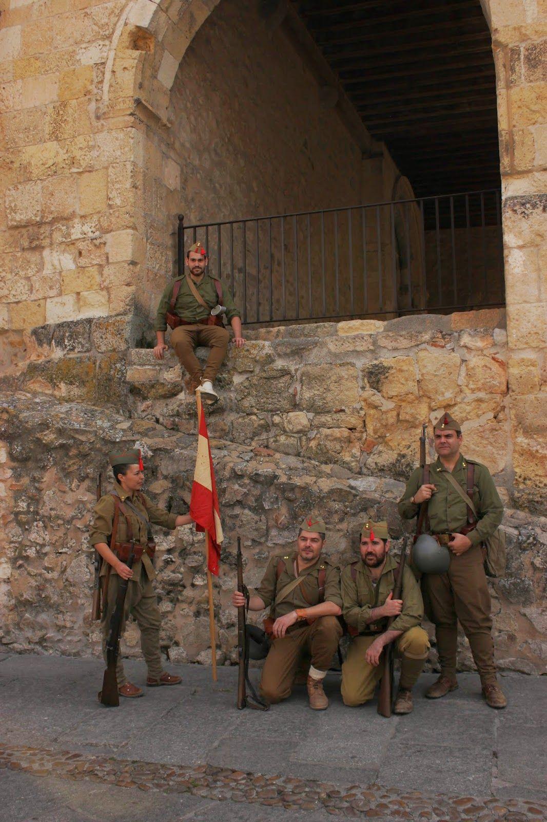 La Guerra Civil en Navalperal de Pinares (Ávila): Uniforme Nacional ...