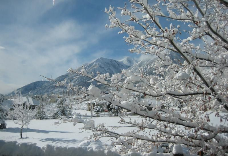 It Won T Be Long And We Ll Have Snow Again In The Carson Valley