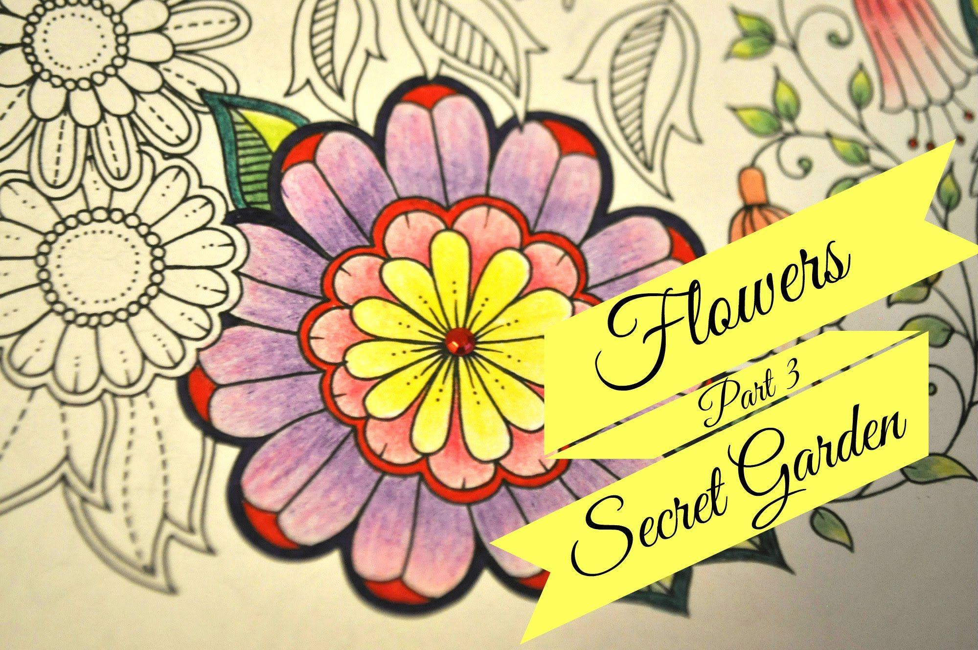 Perfect Coloring Book Pictures Of Flowers Image