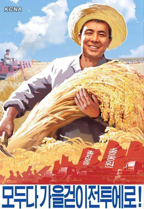 Check Out These Twisted North Korean Propaganda Posters - Business Insider #NorthKorea #DPRK #KimJungUn #korea #dictator #idiomattack #propaganda #GreatSuccessor #militaryfirst #KimIlSung #KimJungIl #politics #GreatDictator #Juche #graphicnovel See more at http://greatsuccessor.org