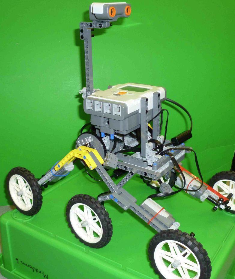 mars rover design challenge - photo #46