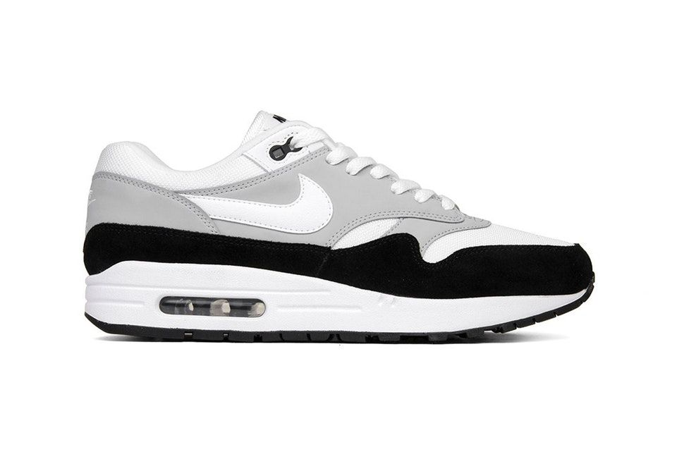 """Nike Combines """"Wolf Grey"""" With Black & White Accents on New"""