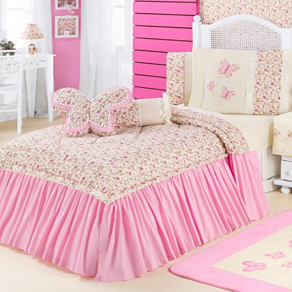 Colcha Con Volantes Recherche Google Home1 Pinterest Colchas V Bed Sprei Hello Kitty Extra King Size 200x200