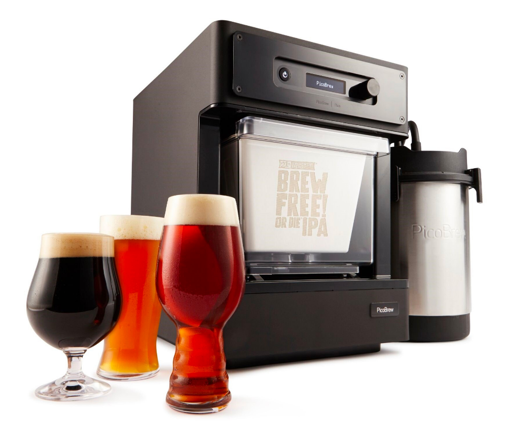 With the Pico C System, Homebrewing is Truly Effortless