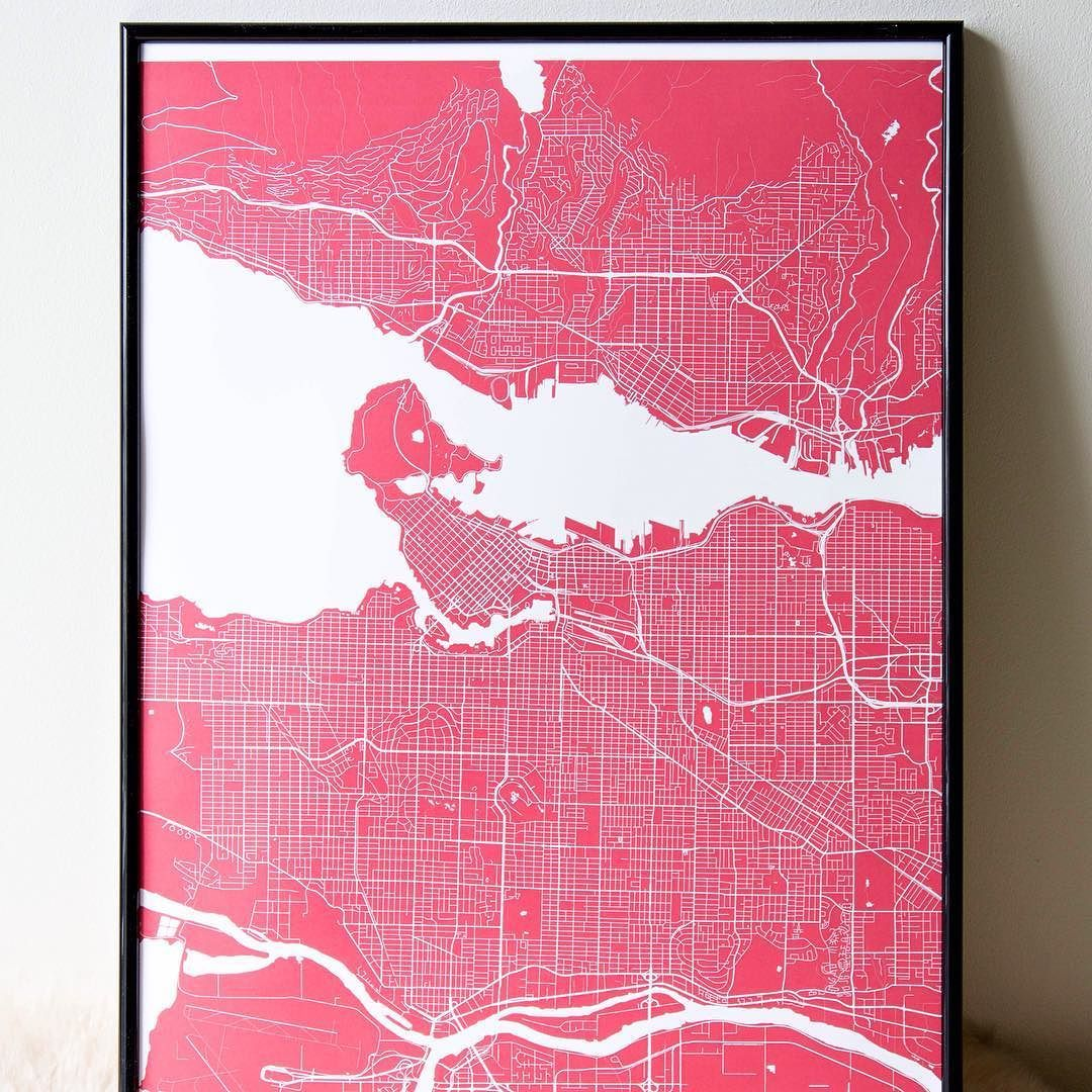 So appealing vancouver city map with grafomap red color scheme so appealing vancouver city map with grafomap red color scheme visit grafomap gumiabroncs Choice Image