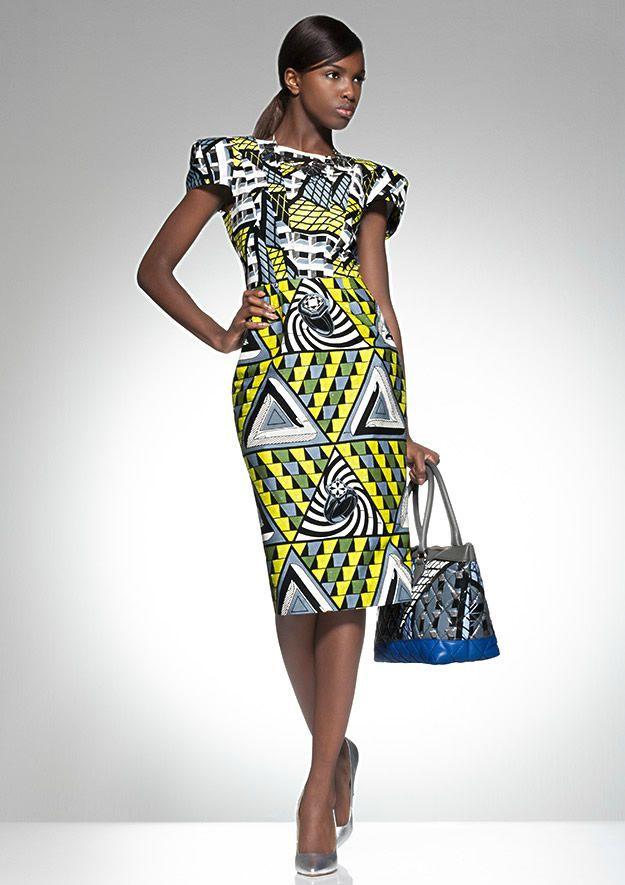 17 meilleures idées à propos de Robe Pagne Ivoirien sur Pinterest