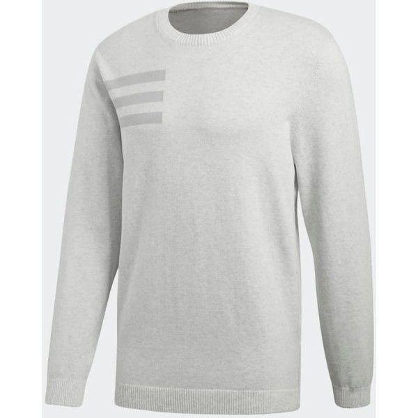 Adidas Blend Crew Neck Sweater