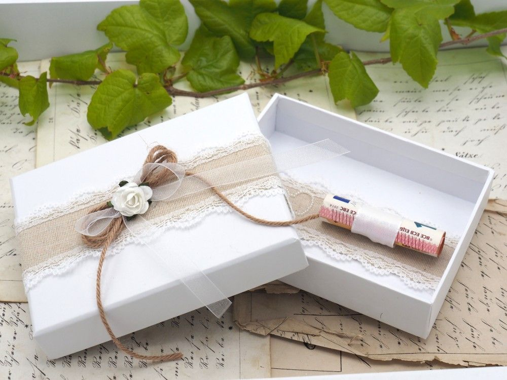 Geldgeschenk Verpackung Weiss Rosa Vintage Hochzeit Hochzeitsreise Geburtstag Marina Geschenke Geldgeschenke Geschenkideen