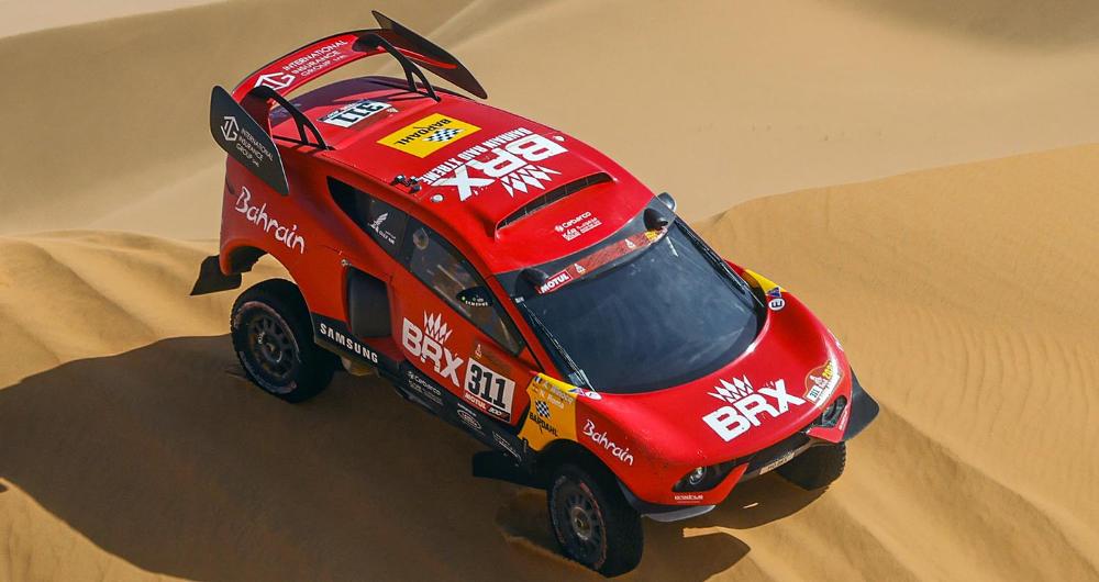 فريق البحرين رايد إكستريم يعلق على مشاركته الأولى في رالي داكار ويتطلع إلى مرحلة الماراثون موقع ويلز In 2021 Toy Car Dakar Marathon