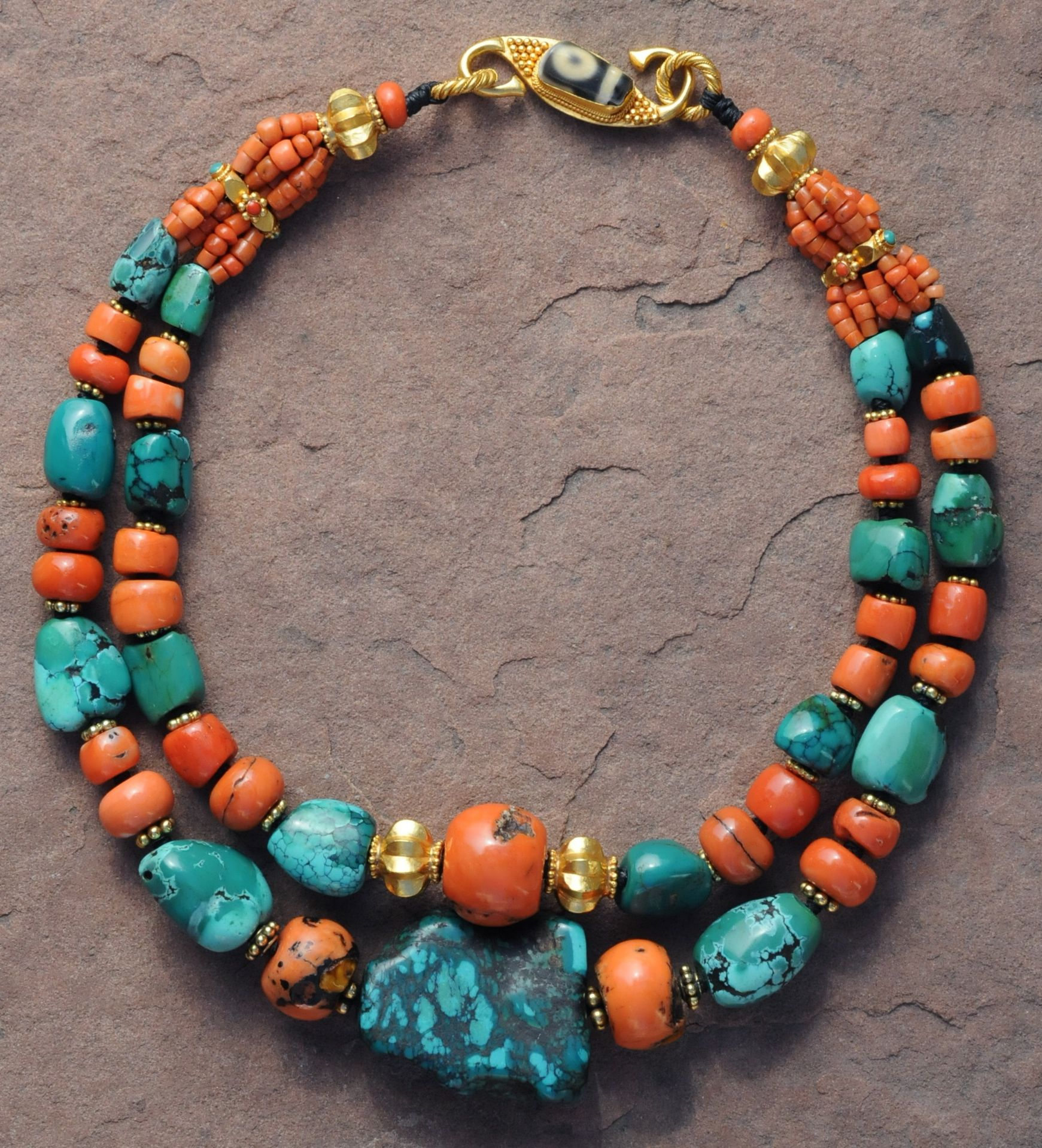Original Beads: Nomad Bead Merchants Collection~ Tibetan Obsession