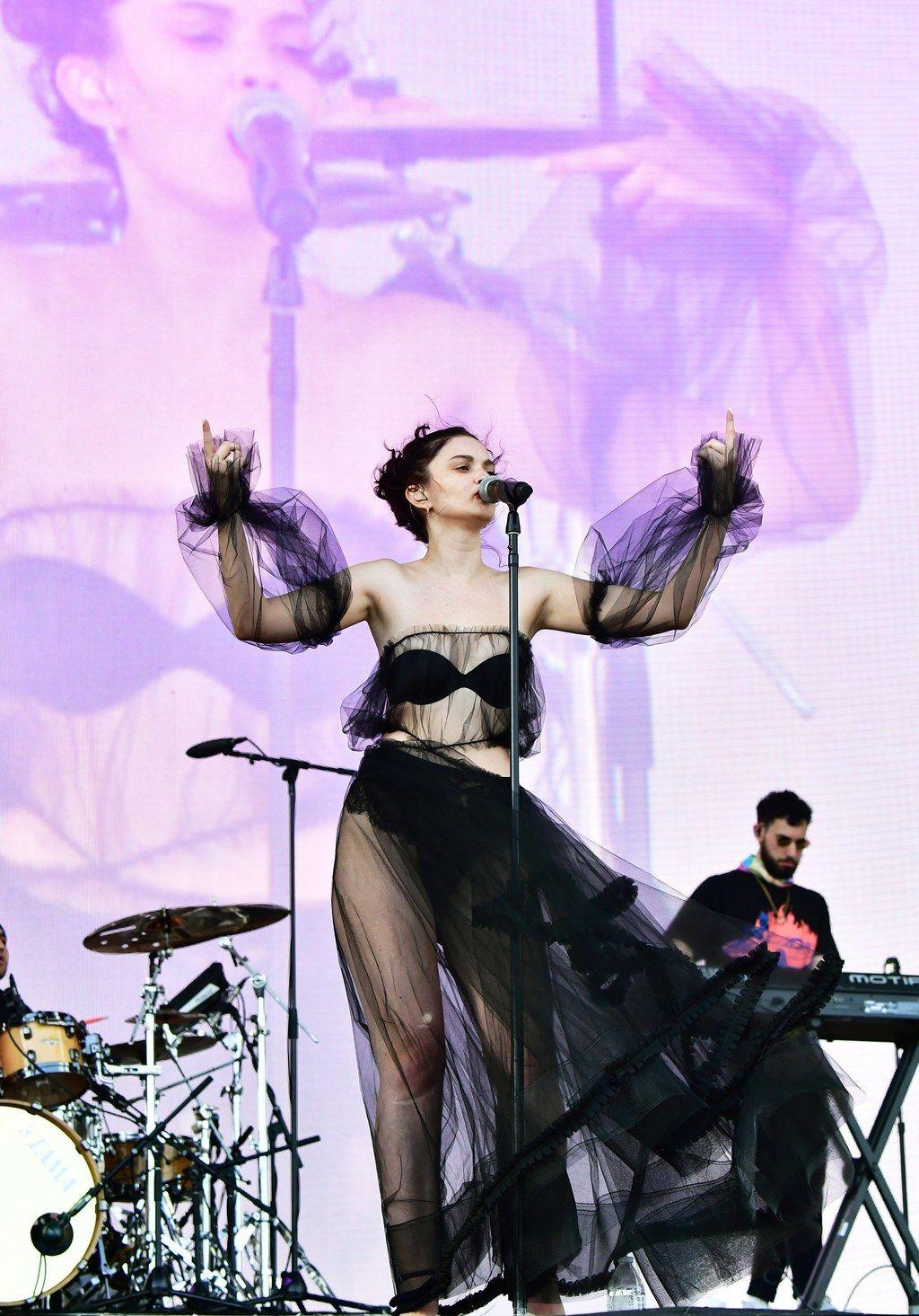 The Best Celebrity Looks From Coachella Weekend 2