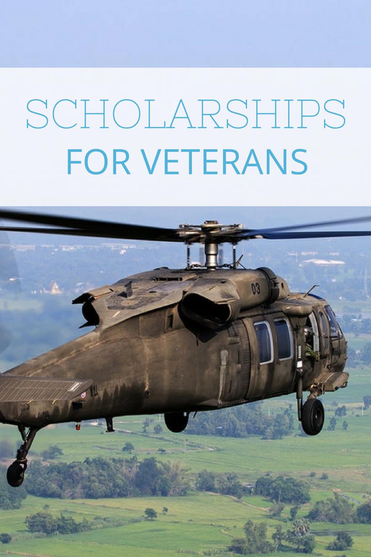 Scholarships For Veterans Scholarships Pinterest School