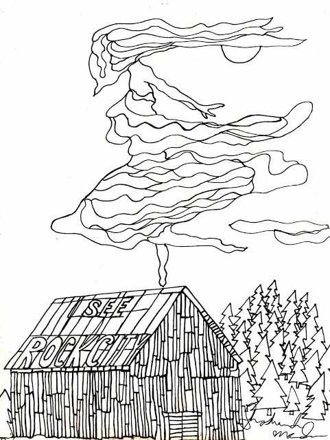 barn dance coloring pages - photo#7