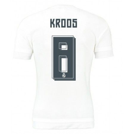 best website 3585a 0f606 Günstige fußballtrikots Real Madrid 15-16 Kroos Heim Trikot ...