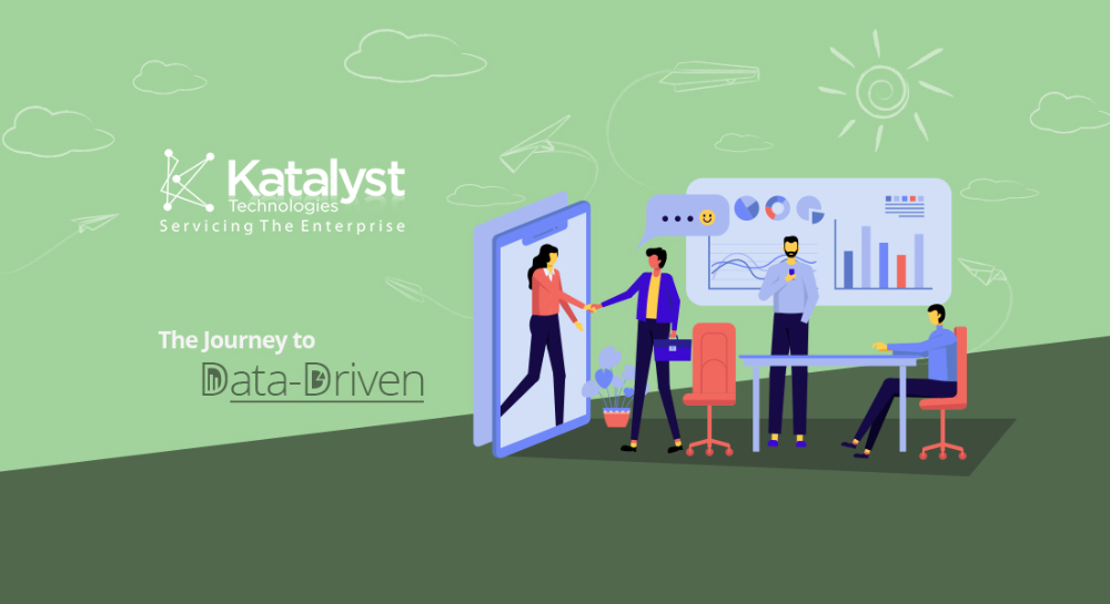 In 2020 Companies Need To Rely On Data And Be Aware Of What They Have Find Out How Your Organization Can Be More Data Driven In Data Driven Cloud Data Data