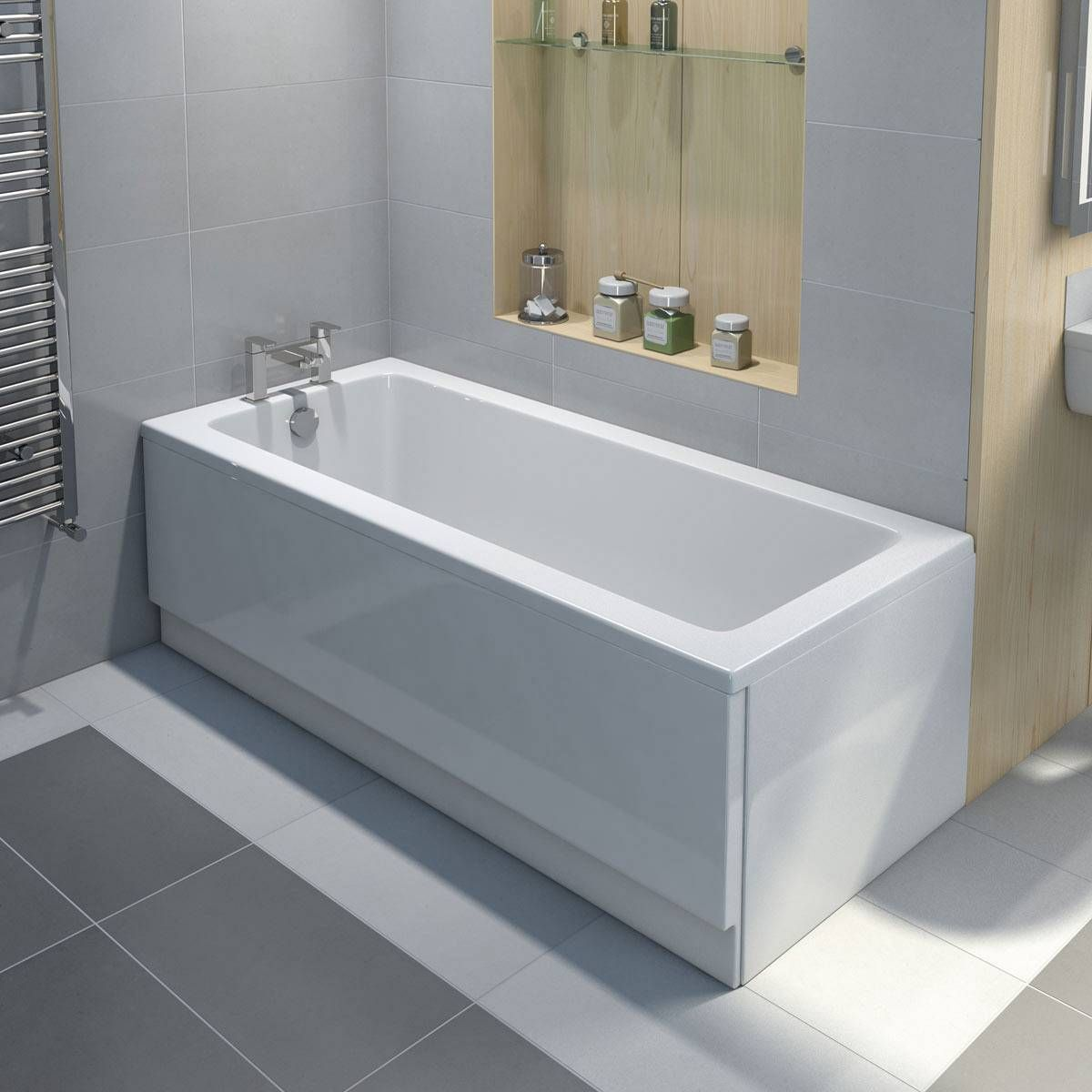 Kensington Bath 1500 X 700 Victoria Plumb Rooms