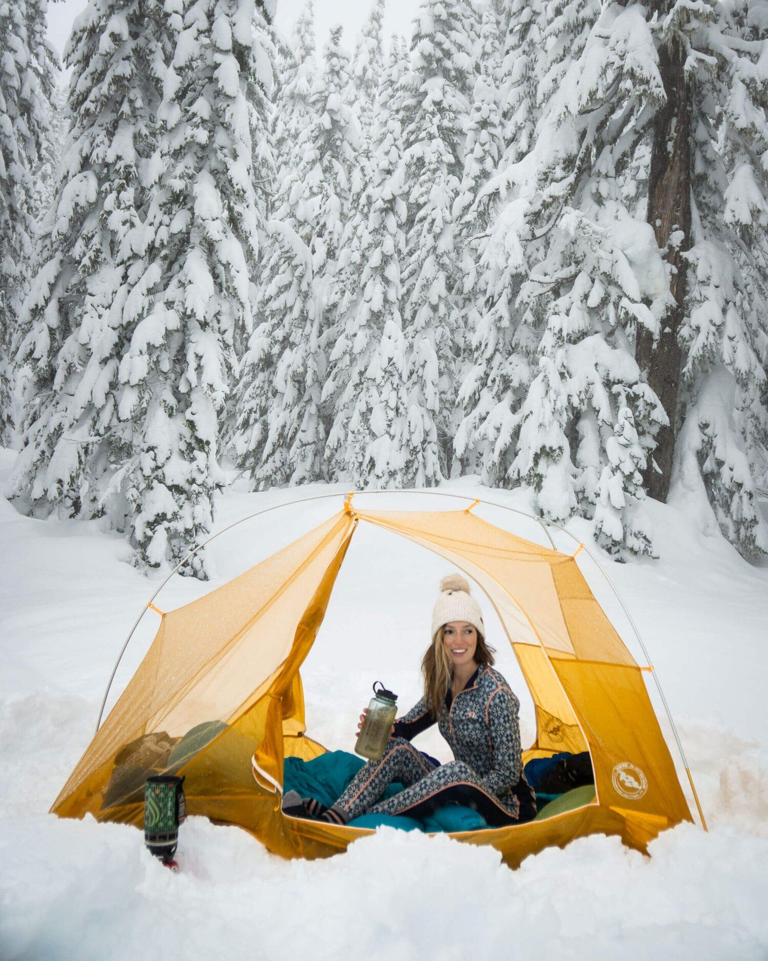14 Cold Weather Camping Hacks That Will Keep You Warm At ...
