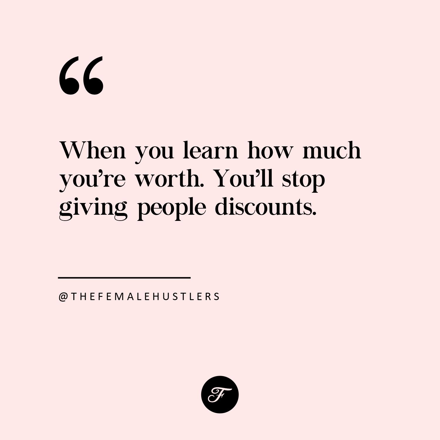 More Of These Quotes On Instagram Thefemalehustlers Queen