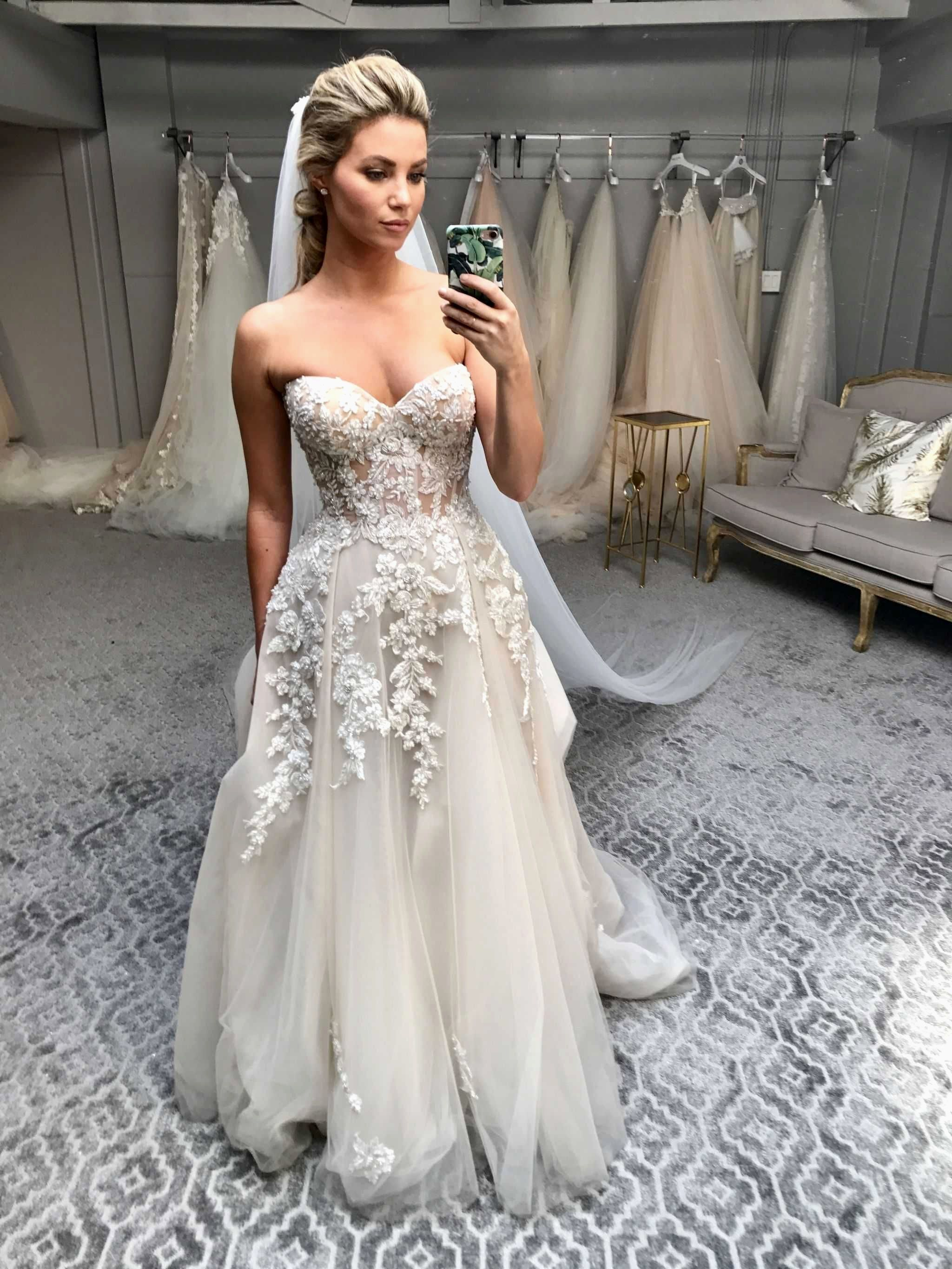 Pin By Wedsocial On Bridal Fashion Dresses Wedding Dress Cost Black Wedding Dresses Wedding Dress Sizes