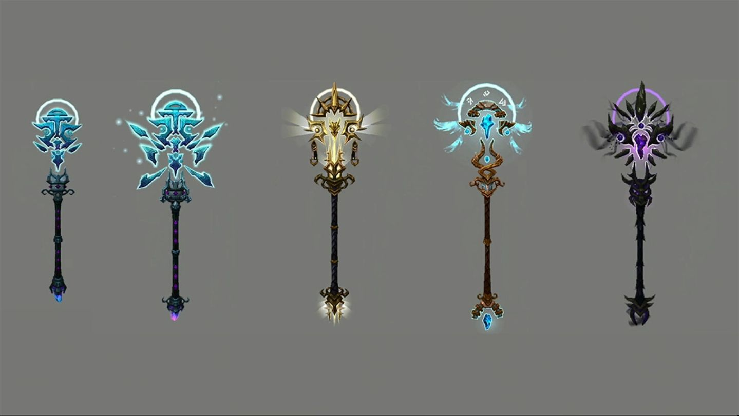 world of warcraft twink priest mace