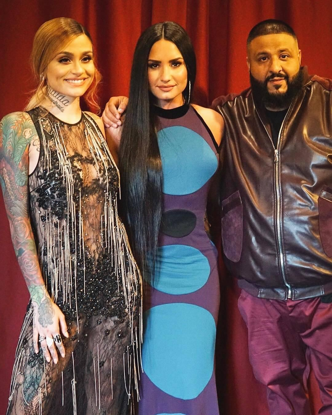 Kehlani Will Be Joining Demilovato On Her Eight Tour With Djkhaled Get