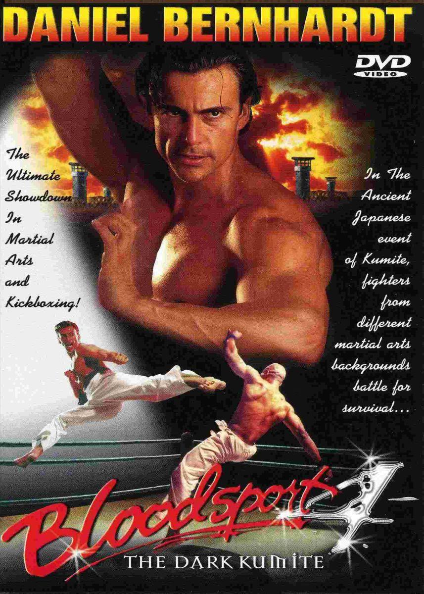 Bloodsport: The Dark K...