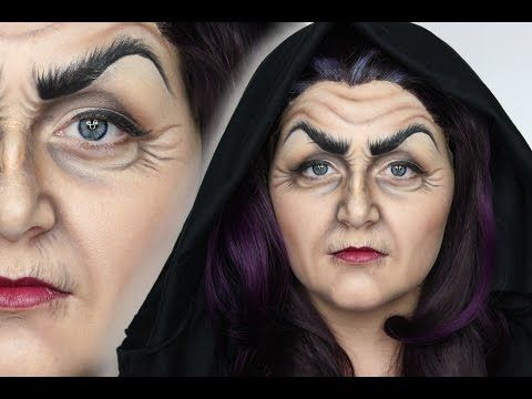 Disney Inspired \'Witch\' MakeUp For Halloween | Shonagh Scott ...