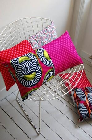 A La Mode Africaine Africans Wax And Interiors