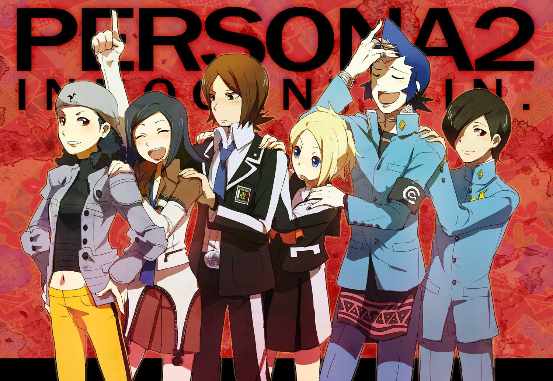 Persona 2 Innocent Sin Persona, Shin megami tensei