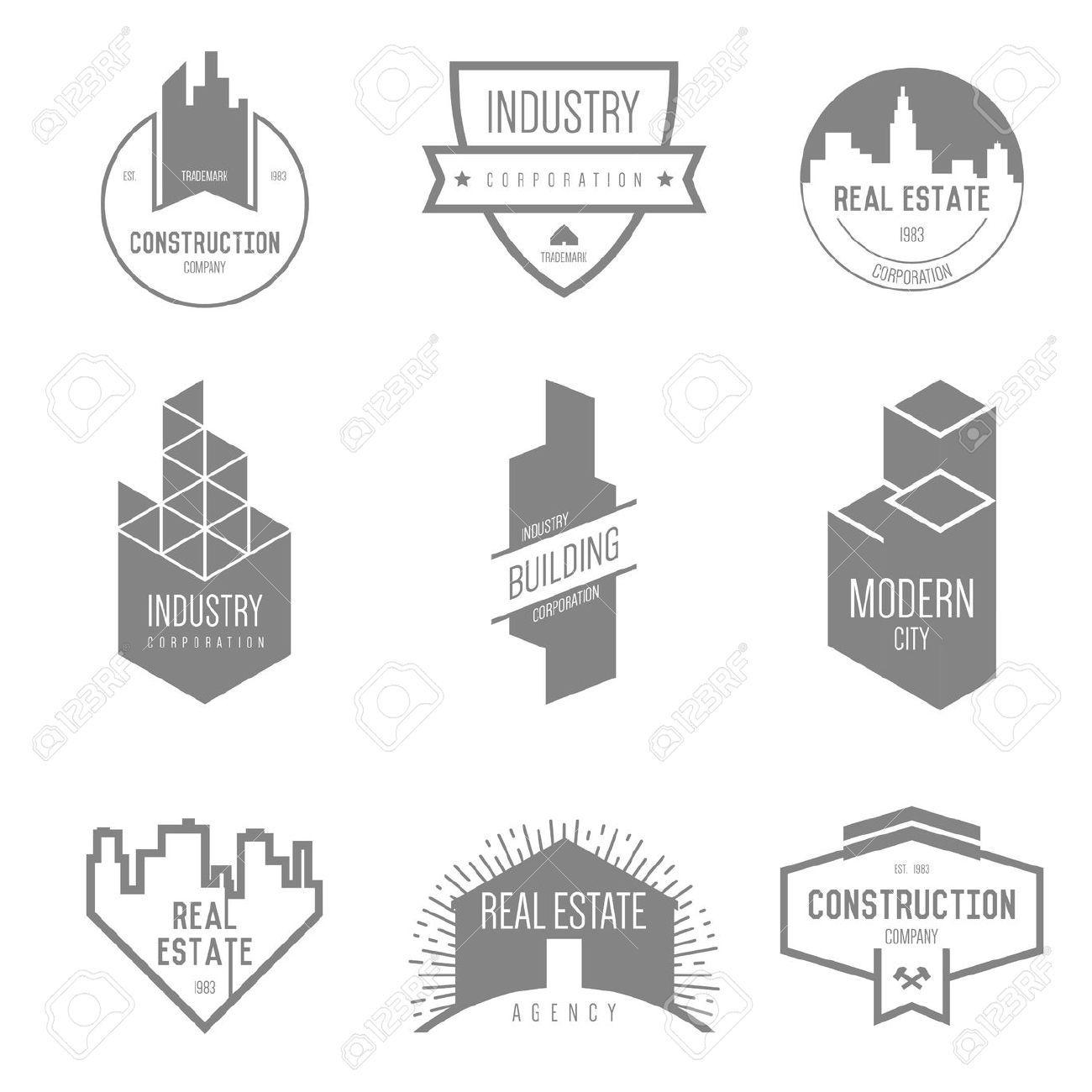 logos industriales Disenos de unas, Industrial