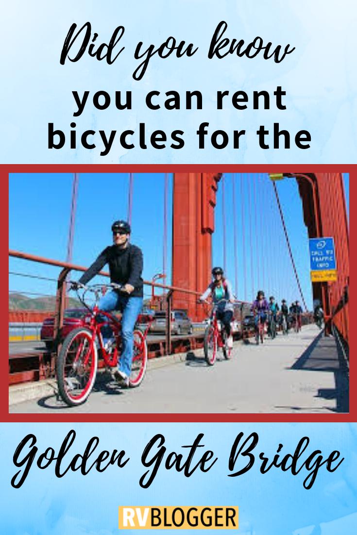 11 Awesome Tips For Bike Hire Or Rental Across The Golden Gate Bridge Golden Gate Bridge Road Trip Planning Golden Gate