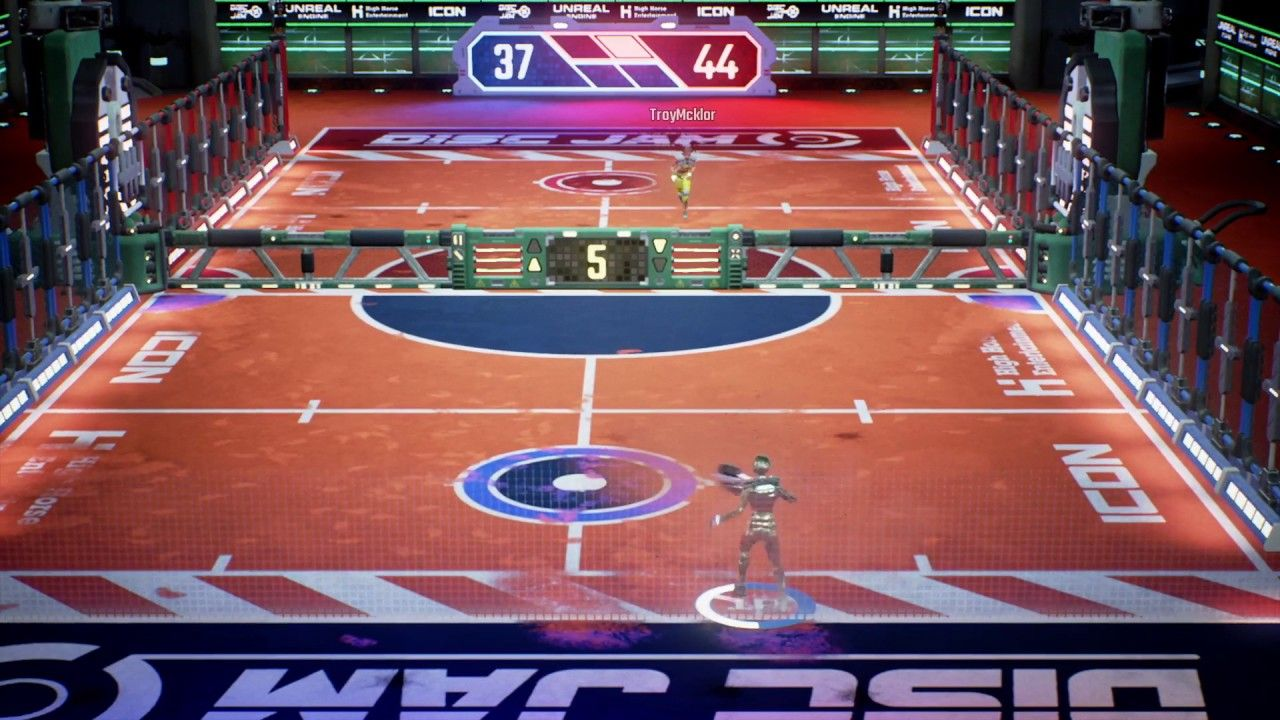 Getting My Ass Kicked In Disc Jam For An Hour Couldn T Have Been