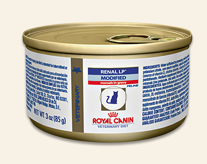 Royal Canin Veterinary Diet Renal LP Modified Canned Cat