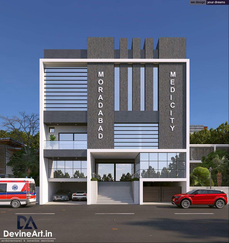 Facade Facade Design Commercial Design Exterior Building Facade