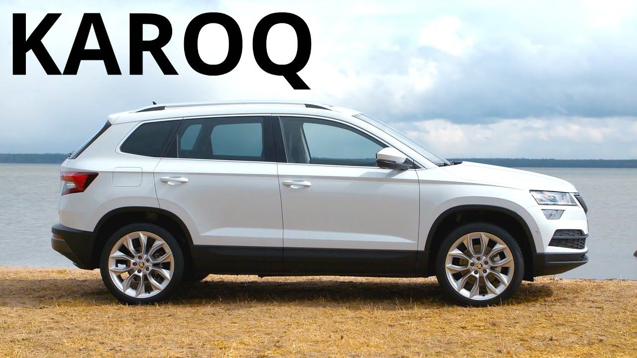 2017 Skoda Karoq pact SUV with State of the Art Technology