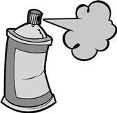 Spray Paint Can Clipart | Graffiti doodles, Graffiti ...