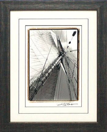 North American Art Set Sail II by Laura DeNardo Wholesale Framed ...
