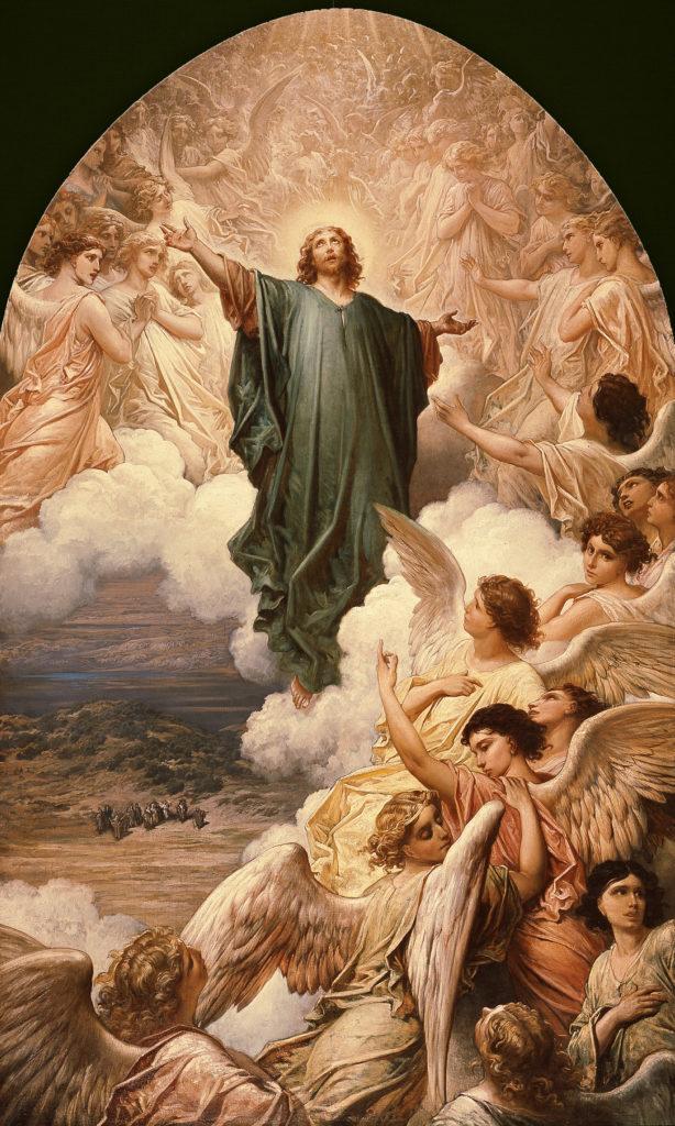 Object Of The Month April 2018 M G Jesus Art Renaissance Art Paintings Jesus Painting