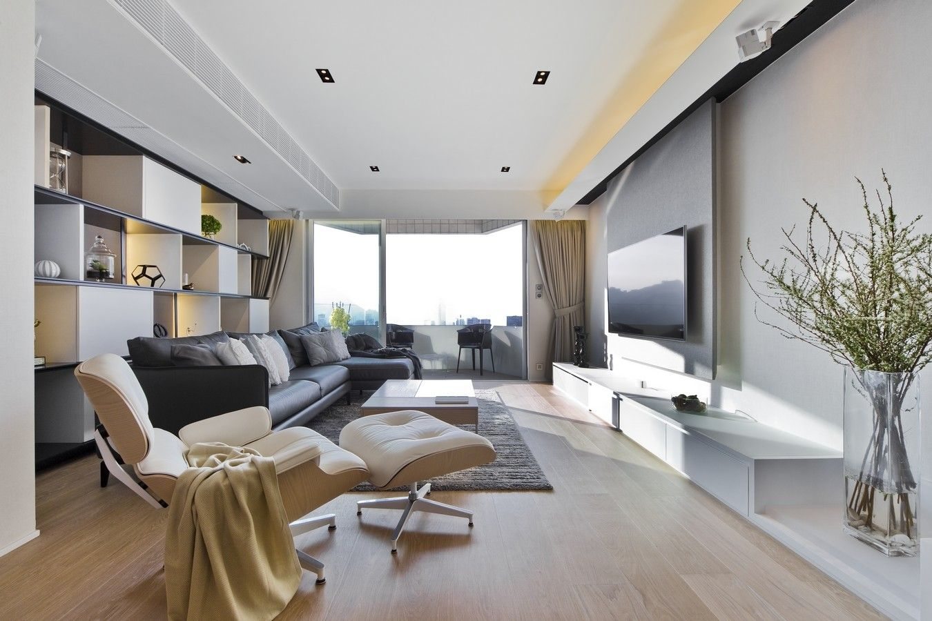 Tai Hang Elm Tree Towers - Artwill Interior Design House