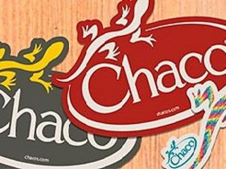 To get a free Chaco Sticker Pack, fill out the form with