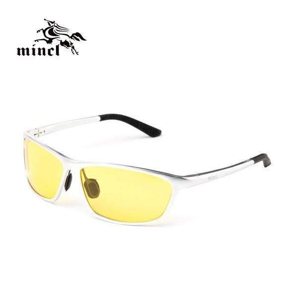 FuzWeb:Night Vision Glasses Male Driving Glasses Water