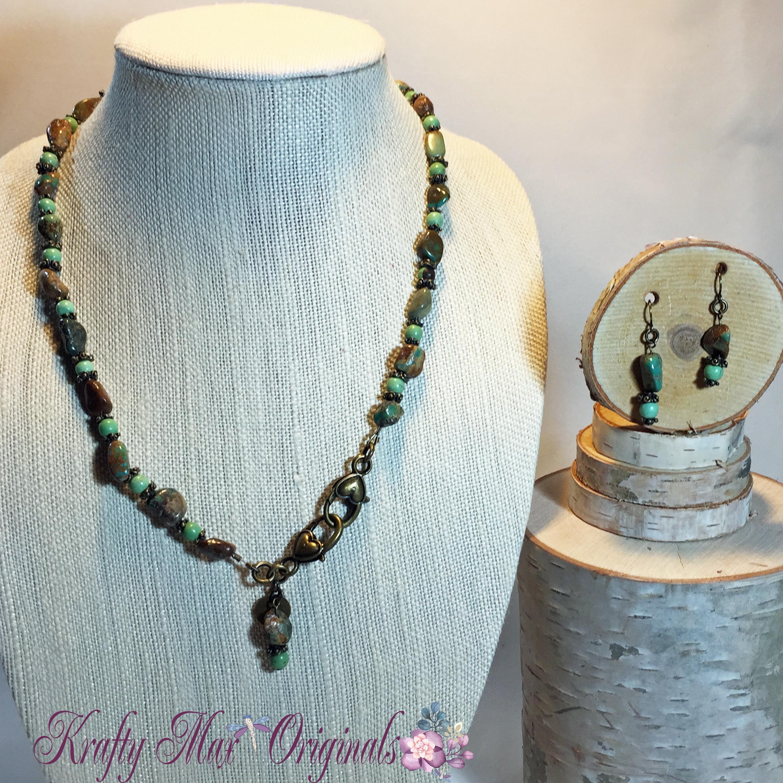 Krafty Max Original Hand-Beaded Jewelry and Art Creations